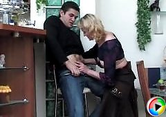 Emilia&Silvester anal mature on video