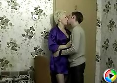 Horny fucker enjoys having some nasty fun with a sex crazed MILF
